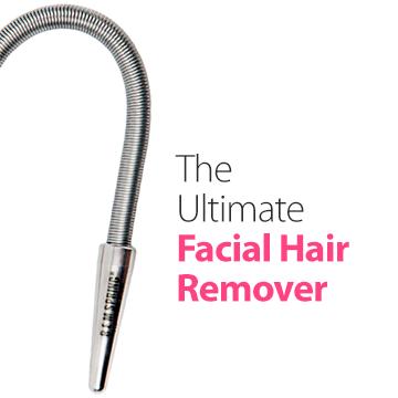 R.E.M Spring Facial Hair Remover