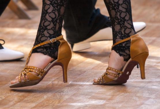 Damen Tanzschuhe