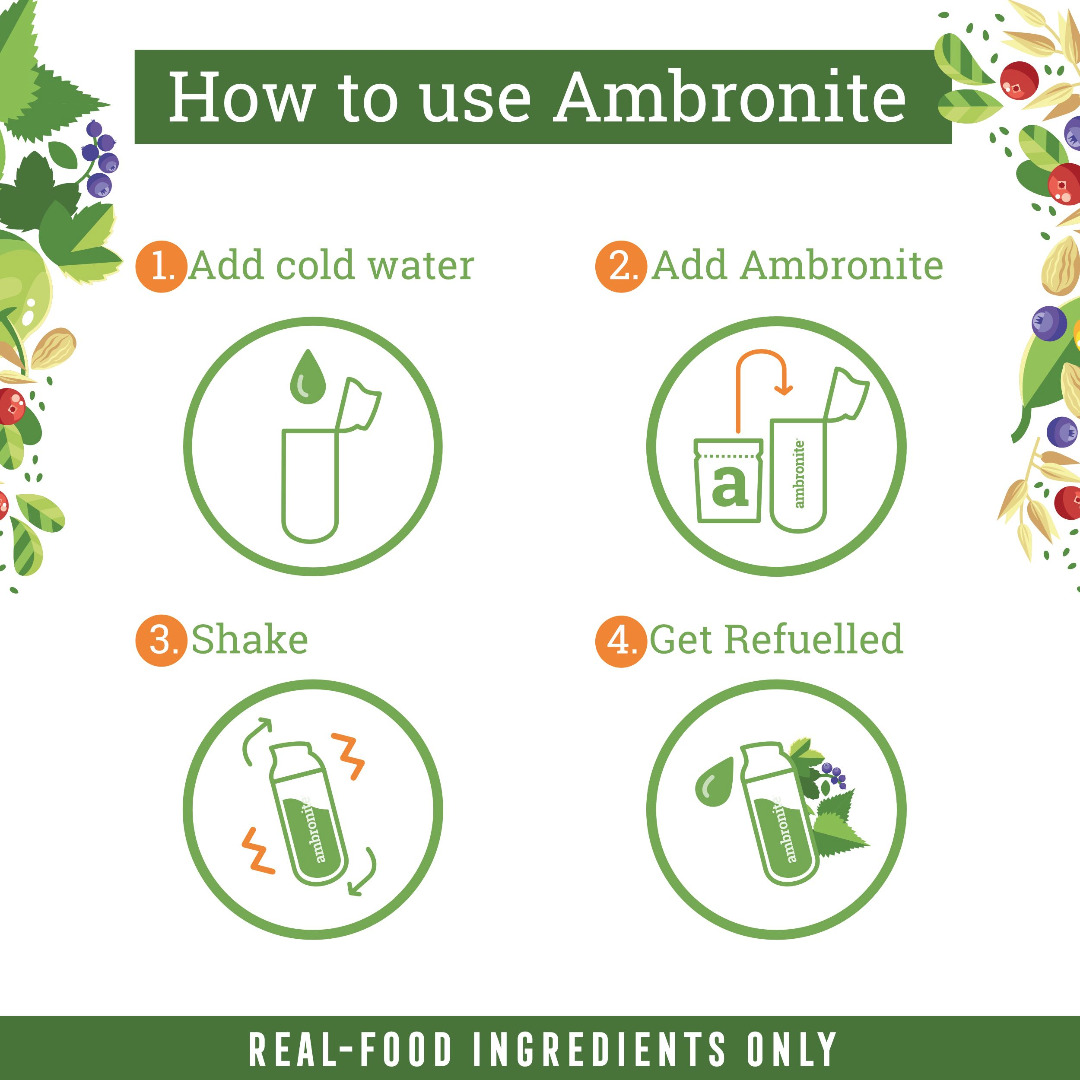 How to use Ambronite
