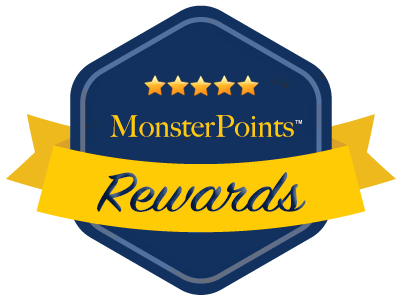 MonsterPoints Rewards