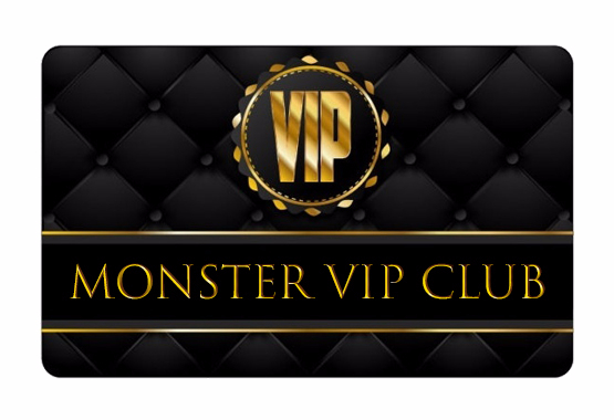 Monster VIP Club Logo