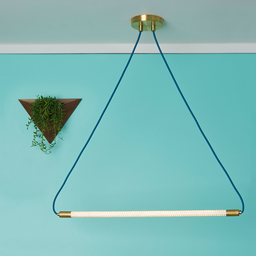 2 port Canopy pendant Light