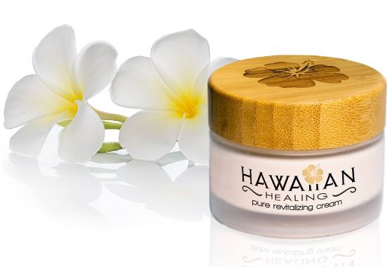 Pure Revitalizing Hawaiian Face & Body Cream