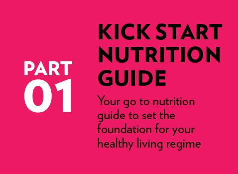 Part 1 - Kick Start Nutrition