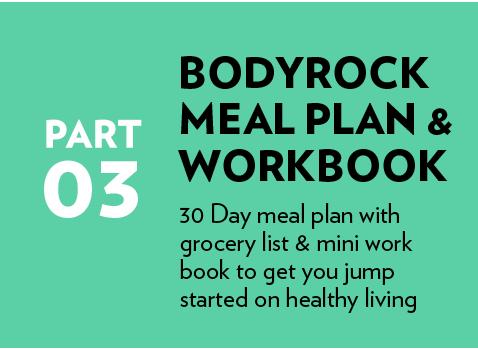 Part 3 - Meal Plan