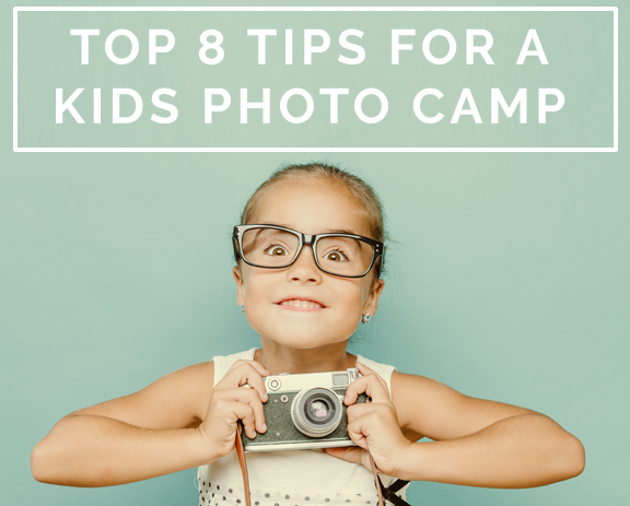 kids photo camp