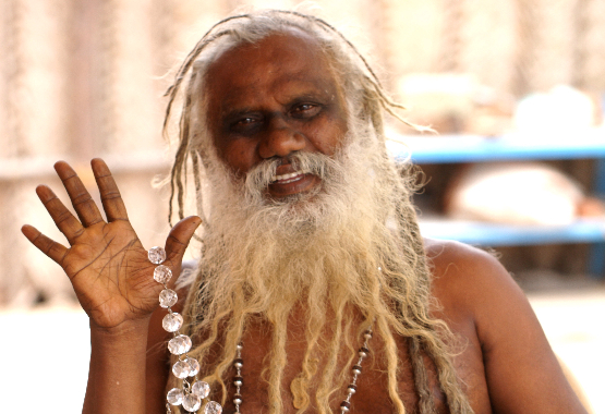 Siddha Guru Rajaswamy