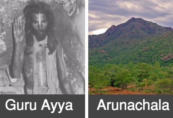 Guru Ayya of Arunachala