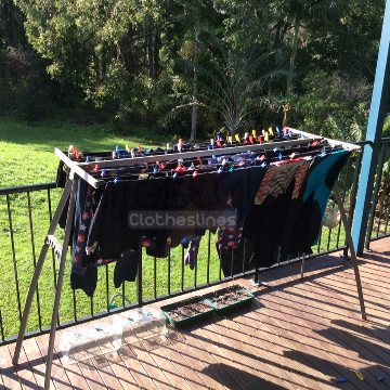Clotheslines
