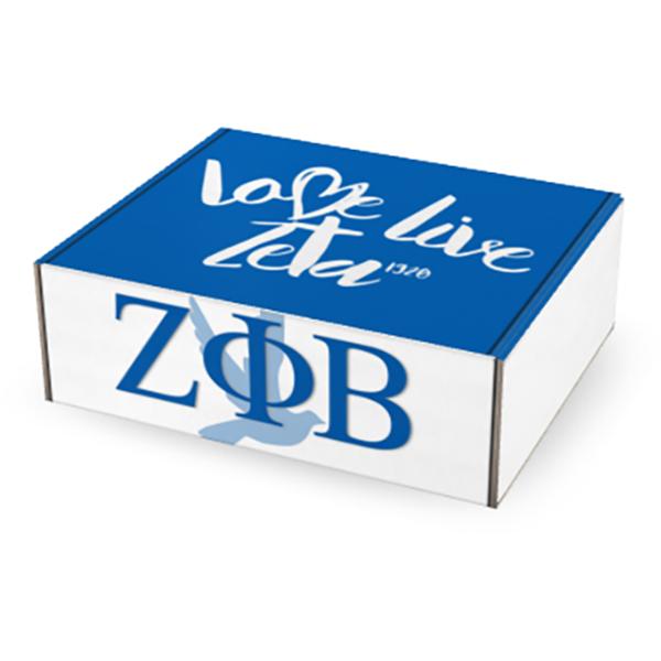 Zeta Phi Beta Monthly Subscription Box
