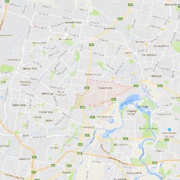 Clothesline Cabramatta 2166 NSW