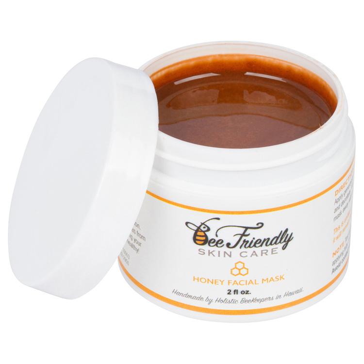 Raw Honey Facial Mask