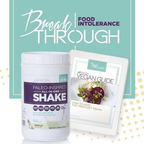 Jumpstart & Paleo Vanilla Shake
