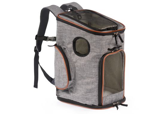 Pet Carrier Backpack, airline approved, for small dogs and cats