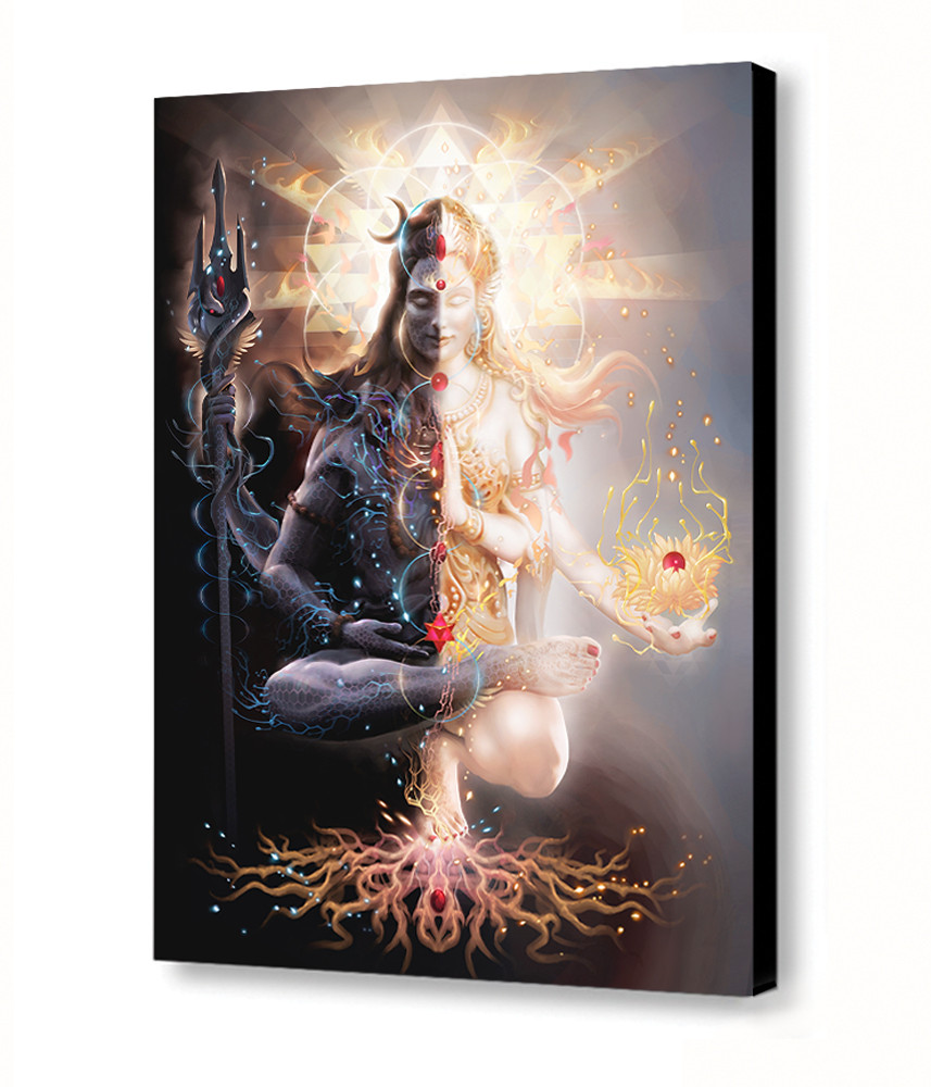 Tantric Marriage Canvas Product Preview