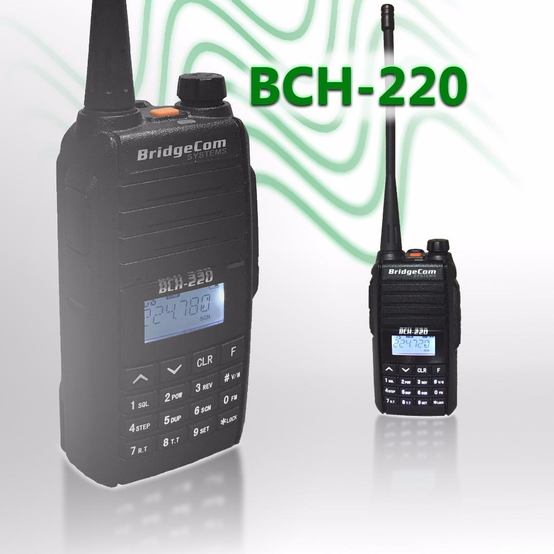 BCH-220 220MHz Handheld Radio