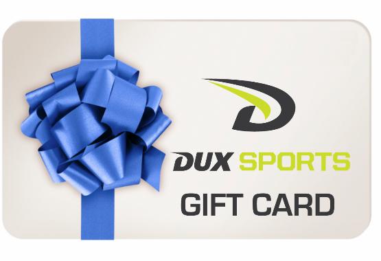 Dux Sports Gift Card