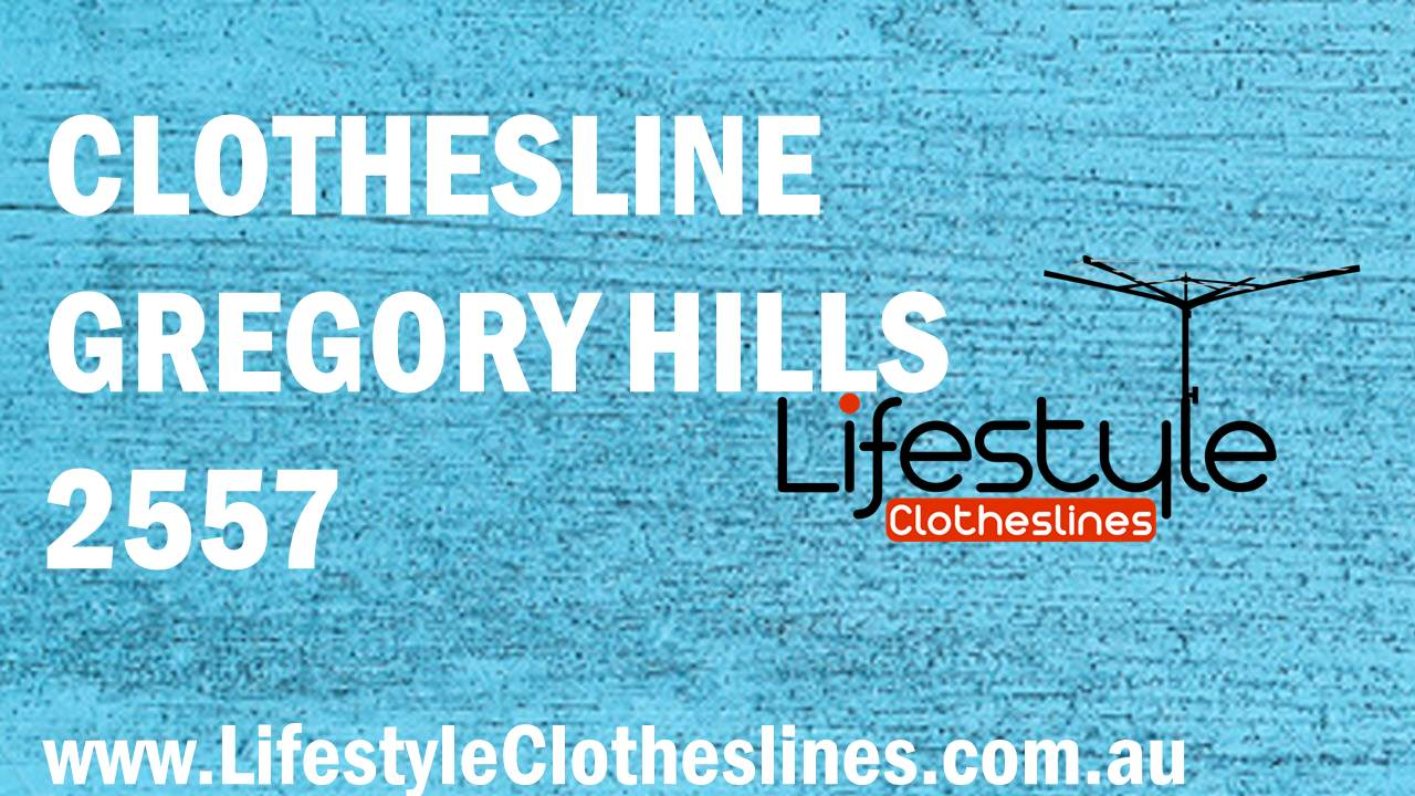 Clotheslines Gregory Hills 2557 NSW