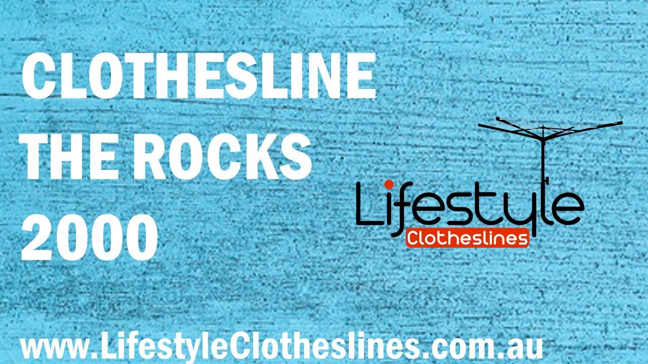 ClotheslinesThe Rocks 2000 NSW