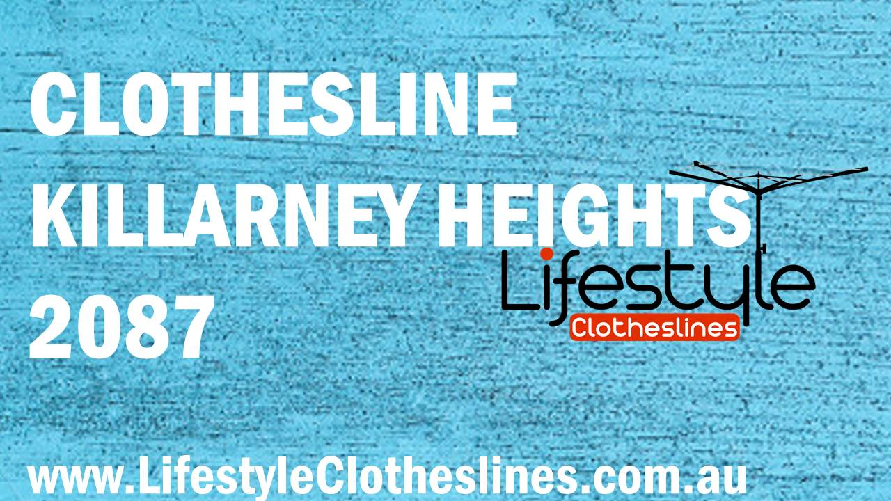 Clotheslines Killarney Heights 2087 NSW