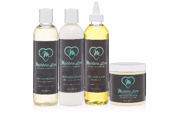 Moisture Love 8oz Collection