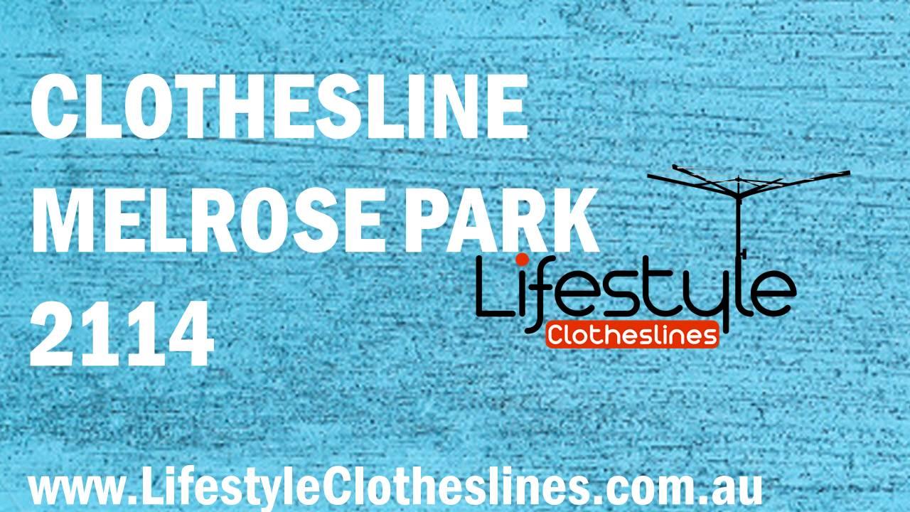 Clotheslines Melrose Park 2114 NSW
