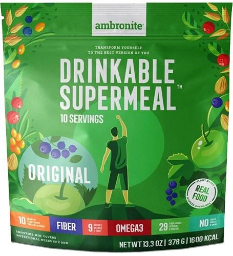 Gift Card For An Ambronite Drinkable Supermeal Big Bag