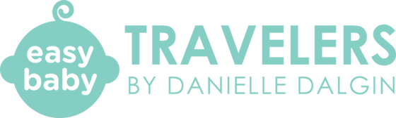 Easy Baby Travelers by Danielle Dalgin