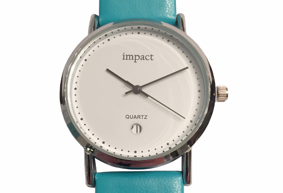 Women's Leather Watches by Impact Time pieces