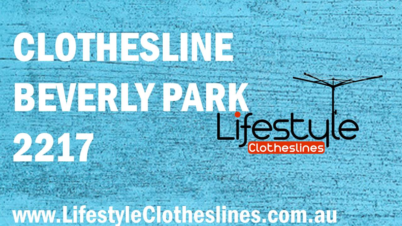 Clotheslines Beverly Park 2217 NSW