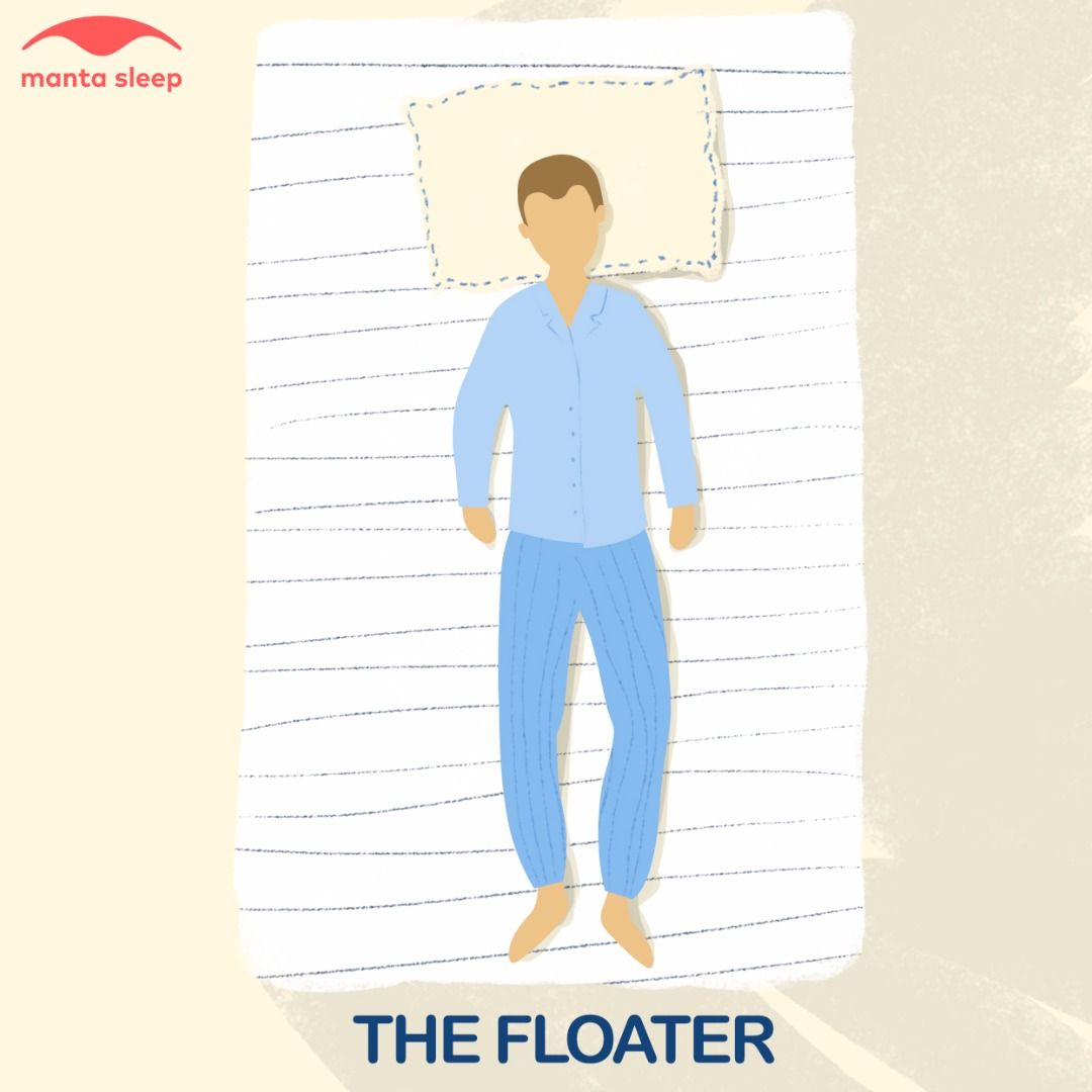 What Your Sleep Position Says About You – Manta Sleep