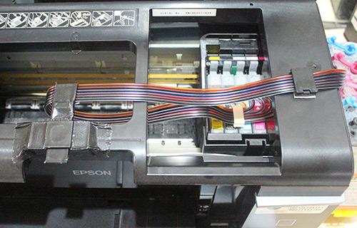 Selang Tinta Printer
