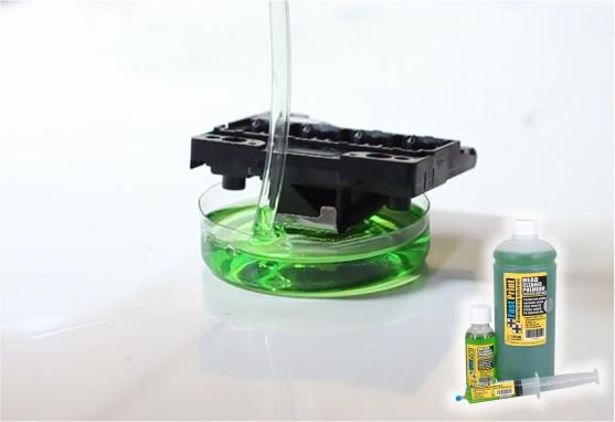 Cara Mencuci Head Printer Buntu