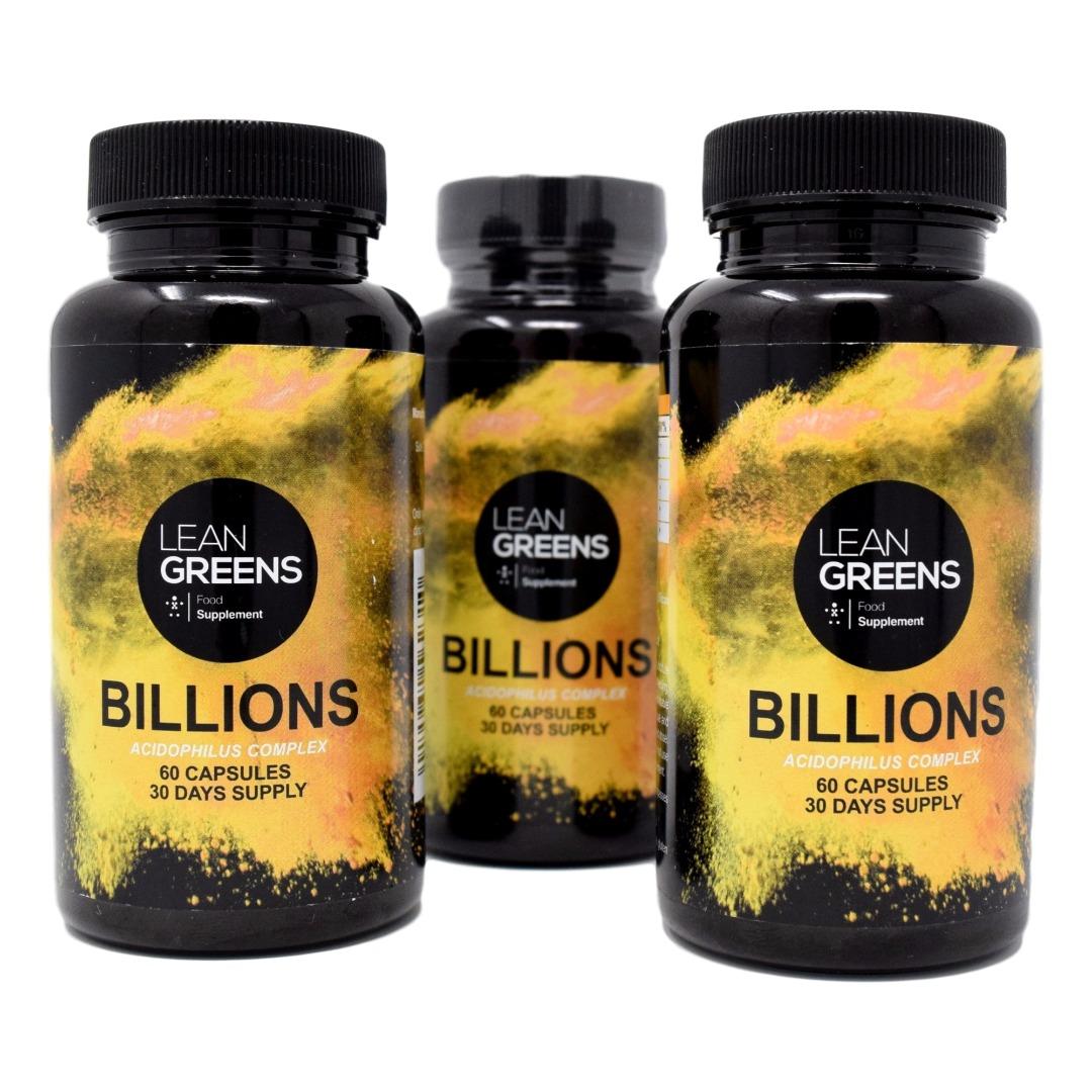 Billions Probiotic