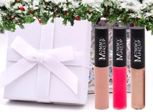 Better Not Pout Trio - Line Smoothing Lip Gloss by Mommy Makeup