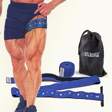 Quad Wrap Occlusion Training Bands