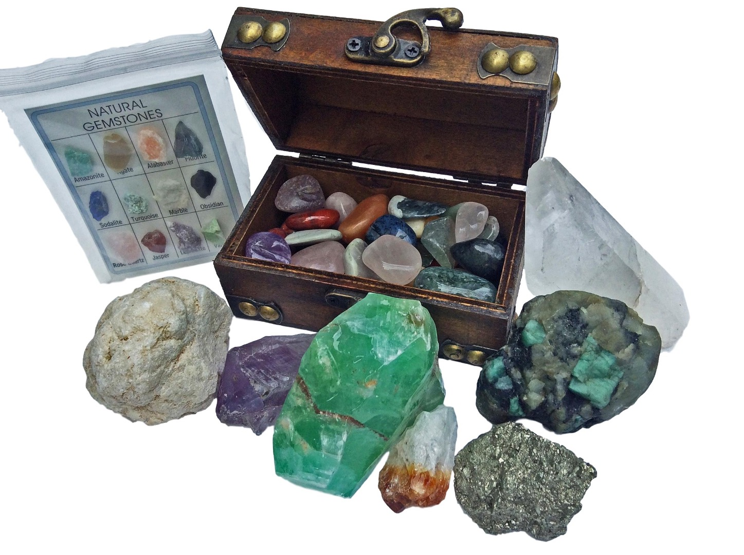 DINOSAURS ROCK® Mineral Collection