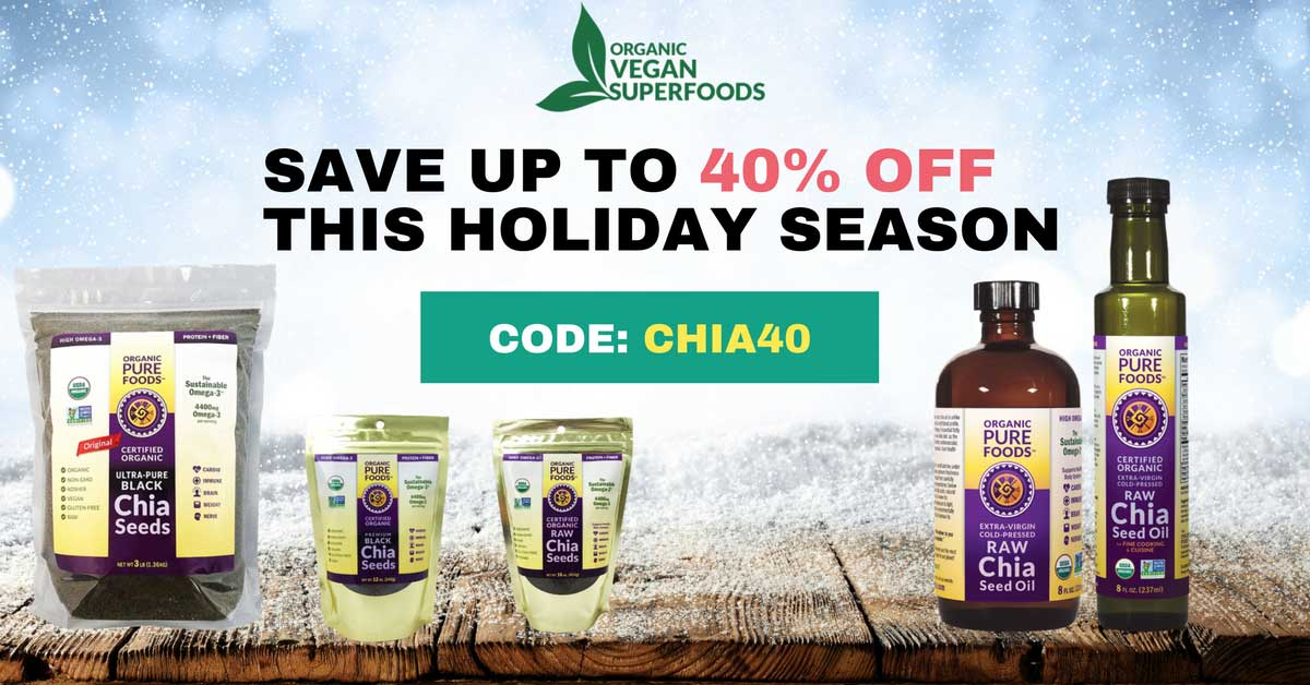 Chia Holiday Sale