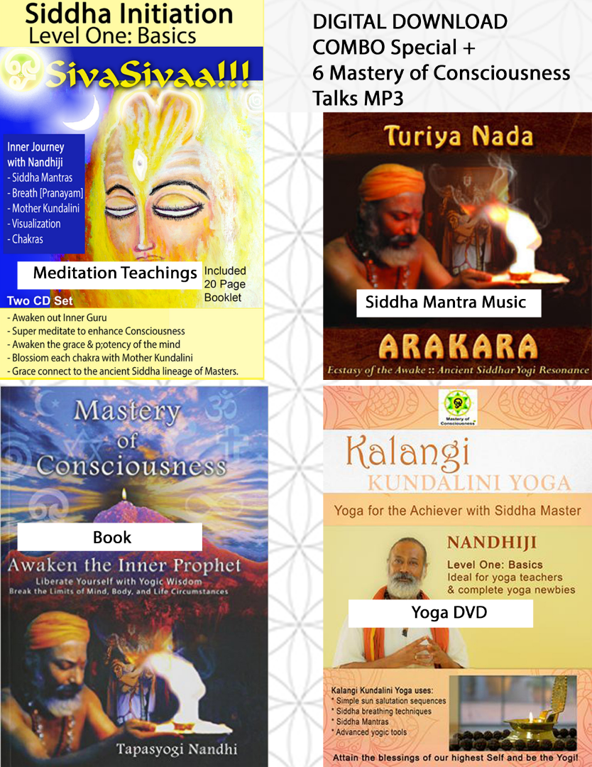 mastery of consciousness bundle