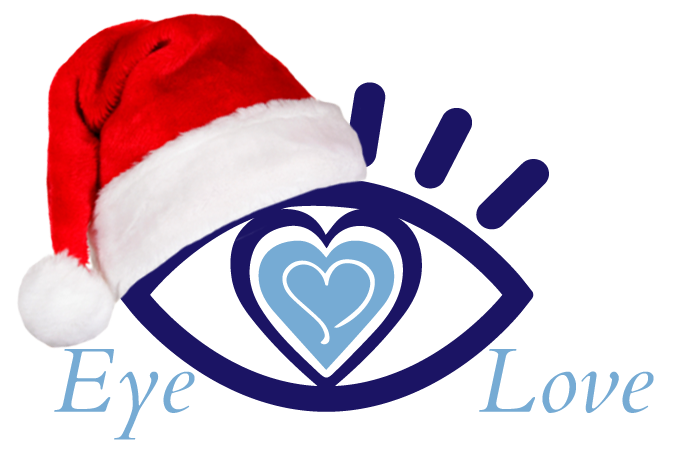 Eye Love Christmas Logo
