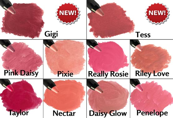 Triple Sticks Lipstick & Cream Blush - Available in 10 Shades
