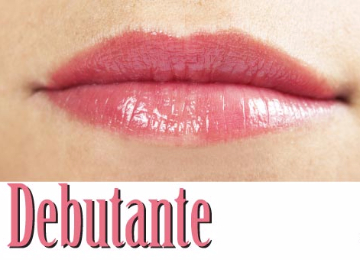 More Than Lip Gloss in Debutante - A warm berry with pearl, by Mommy Makeup