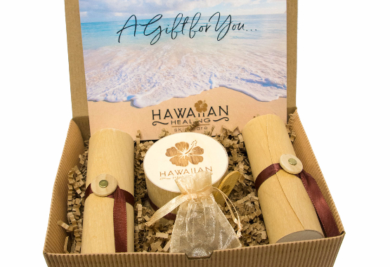 Essentials Hawaiian Spa Gift Set