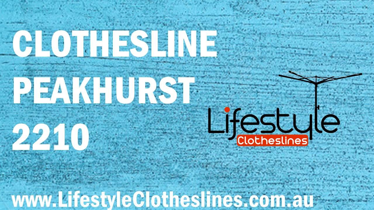 Clotheslines Peakhurst 2210 NSW