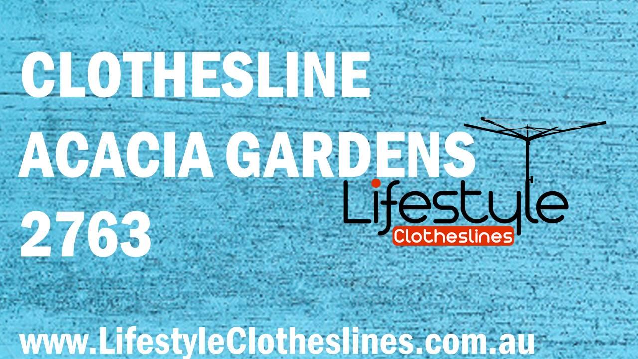 Clotheslines Acacia Gardens 2763 NSW