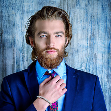 Bearded Man 1