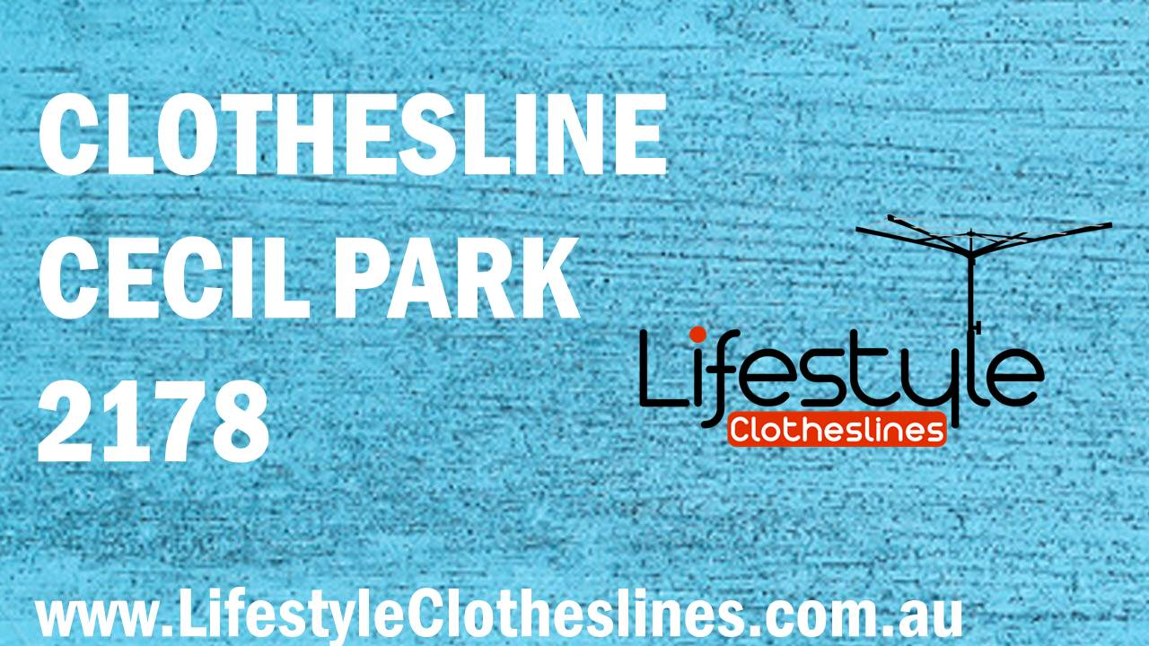 Clotheslines Cecil Park 2178 NSW