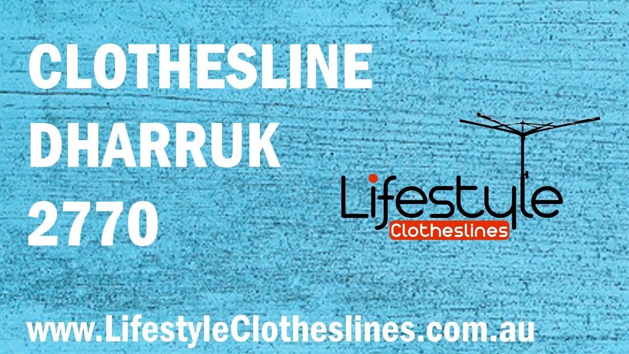Clotheslines Dharruk 2770 NSW