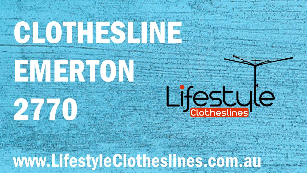 Clotheslines Emerton 2770 NSW