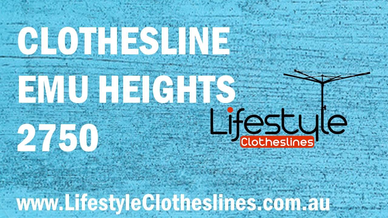 Clotheslines Emu Heights 2750 NSW